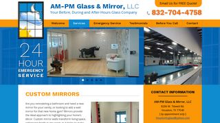 AM-PM Glass & Mirrors