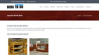 Beds To Go Bunk Beds