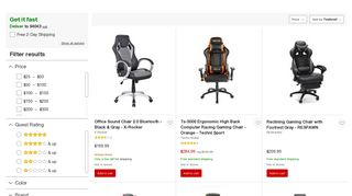Target Gaming Chairs