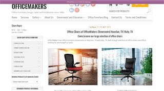 Office Makers Chairs