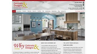 Cabinets & Kitchen Designs