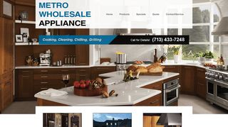 Metro Wholesale Appliance