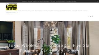 Texas Wholesale Furniture