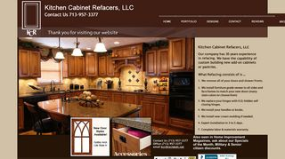 Kitchen Cabinet Refacers