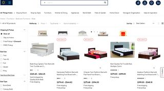 Walmart Trundle Beds