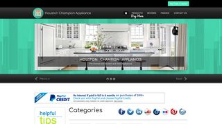 Houston Champion Appliances