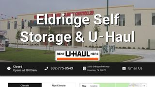 Eldridge Self Storage
