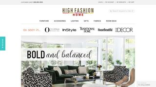 High Fashion Home Furniture