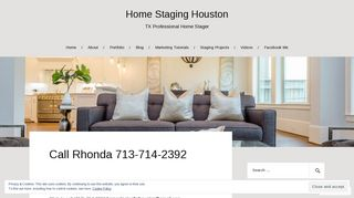 Home Staging Houston