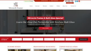 Mirrorcle Frames