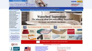 The Waterbed Doctor