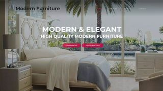 Modern Furniture Houston