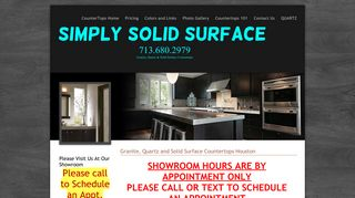 Simply Solid Surface