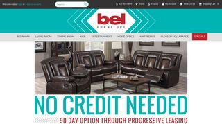 Bel Sectional Sofas
