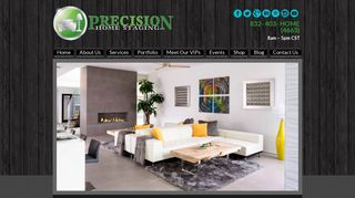 Precision Home Staging