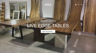 Arka Living Vanities