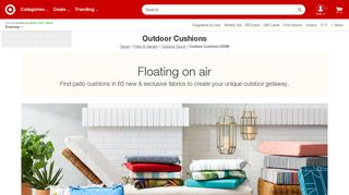 Target Outdoor Benches