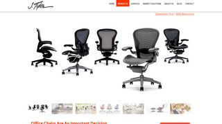 J Tyler Office Chairs