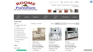 Rooms Furniture Houston