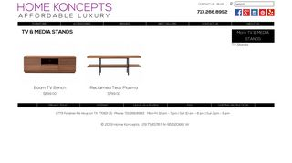 Home Koncepts TV Stands