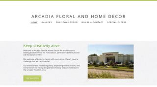 Arcadia Floral & Home Decor