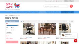 Furniture Queen Home Office