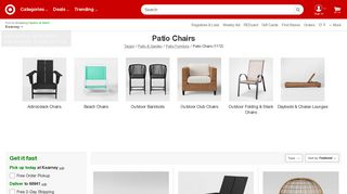 Target Patio Chairs