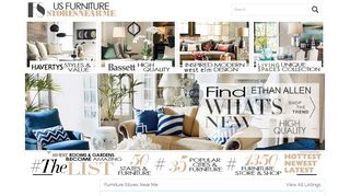 Furniture Stores Near Me