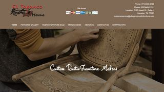 El Tapanco Rustic Furniture