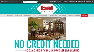 Bel Dining Room Furniture