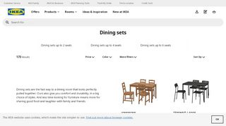 IKEA Dining Sets