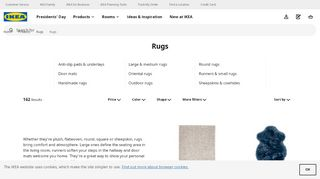 IKEA Kitchen Rugs