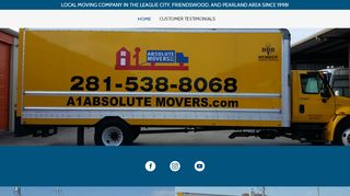 A-1 Absolute Movers