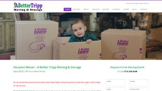 A Better Tripp Moving