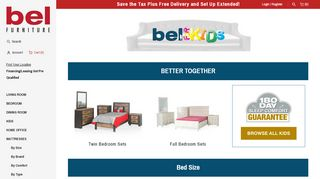 Bel Kids Furniture